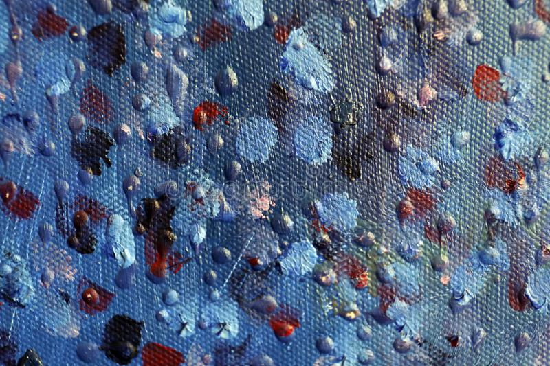 Abstract art background. Oil painting on canvas. Hand-painted. Contemporary art. Fragment of artwork.  stock photos