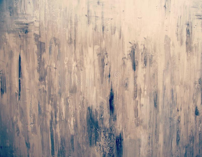 Abstract art background with paint splashes and blots.  stock photography