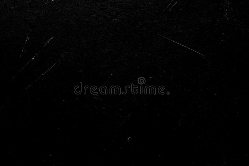 Abstract black background scratch dust texture. Abstract art black textured background. distressed dark backdrop. scratched dust design. copyspace concept royalty free stock images