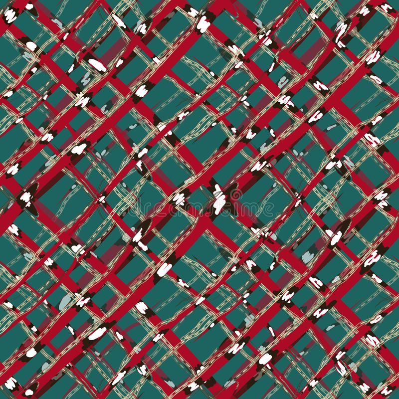 Free Abstract Art Coral Snakes And Jewelry Gold Chains. Animal Reptilian Checkered Background. Royalty Free Stock Photos - 148203468