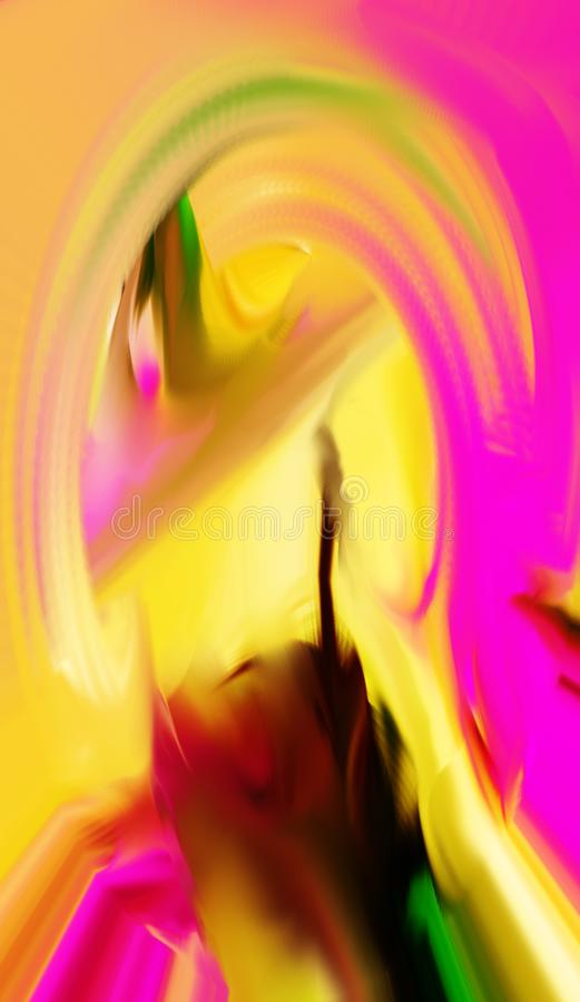 Abstract. Art. Painting. Graphic. Abstraction. Picture. Interior Abstract Abstraction Art Design Styling Imagination Graphic Dynamic Harmony Inspiration Fantasy vector illustration