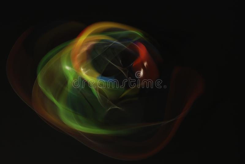 Abstract Art Photography by Alfred Georg Sonsalla, Germany stock photo