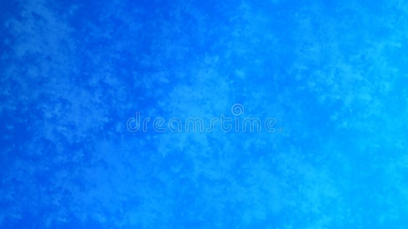 Abstract Blue Grunge Splashes Texture for Background royalty free stock photo