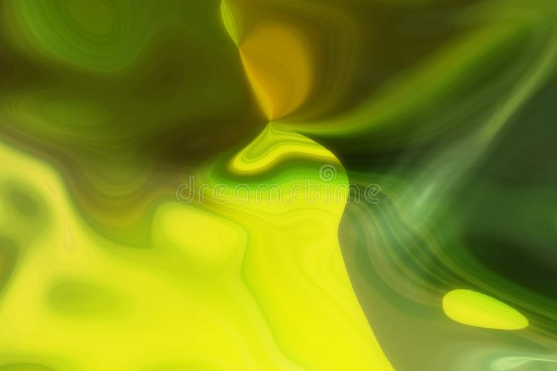 Abstract and artistic, dreamy look, motion blur style background. stock illustration