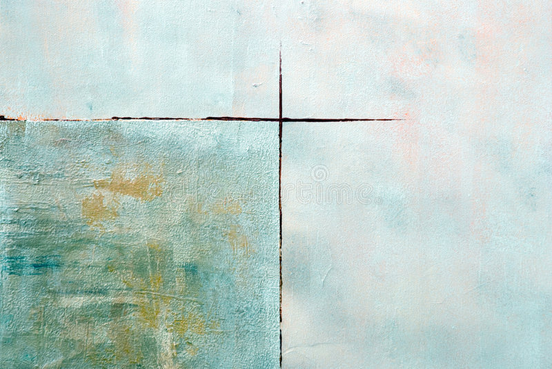 Abstract artwork stock image