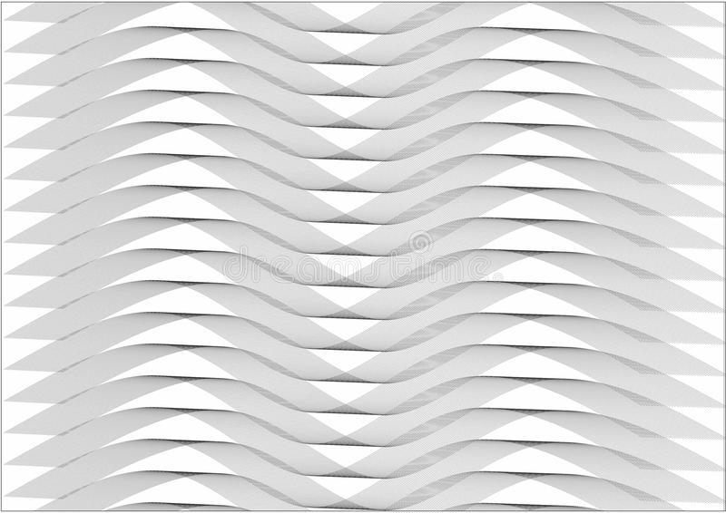 Abstract b&w pattern stock images