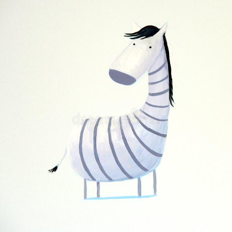 Abstract baby zebra stock photos