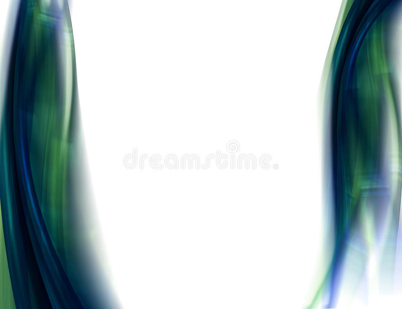 Abstract background. Elegant abstract background with abstract smooth lines stock illustration