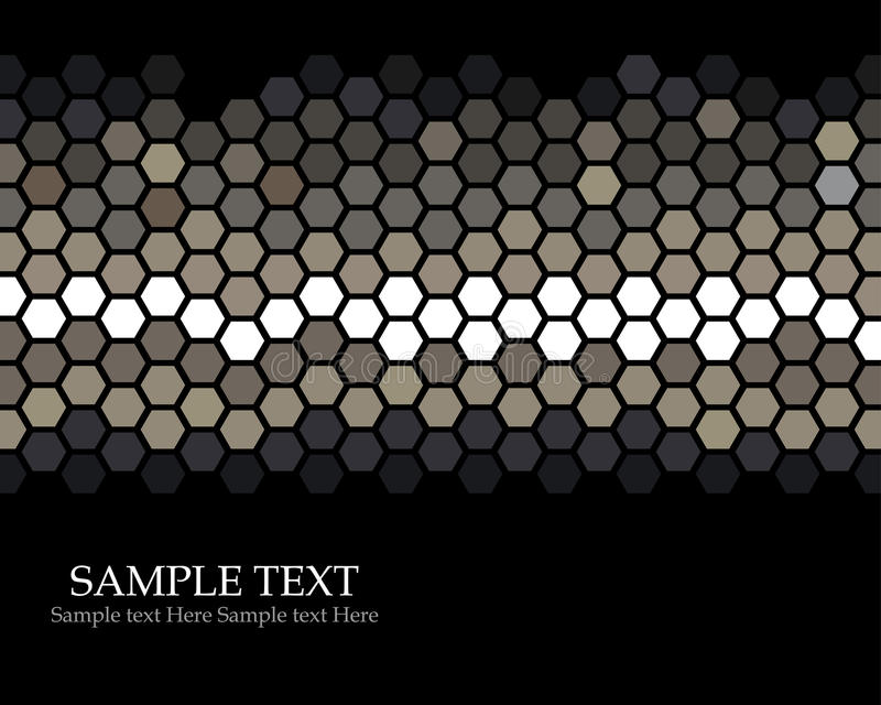 Abstract background. Abstract business background for use in web design stock illustration