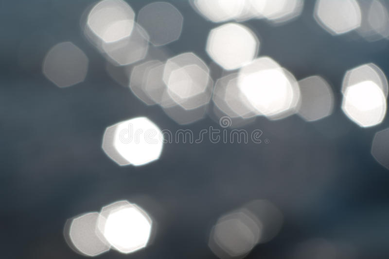 Abstract background. With non-uniformly scattered light polygons royalty free stock photography