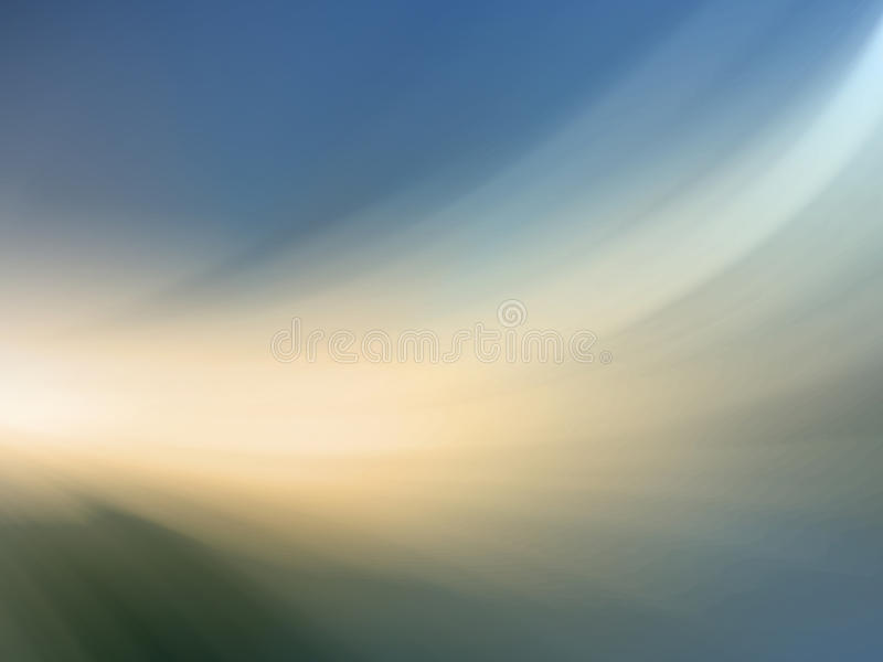 Abstract background. Soft abstract sunrise background with beautiful color gradients