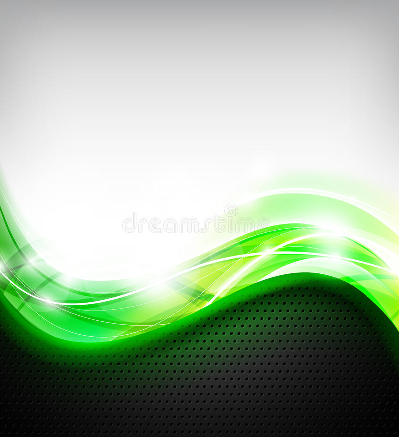 Download Abstract Background stock vector. Image of artistic, green - 24716679