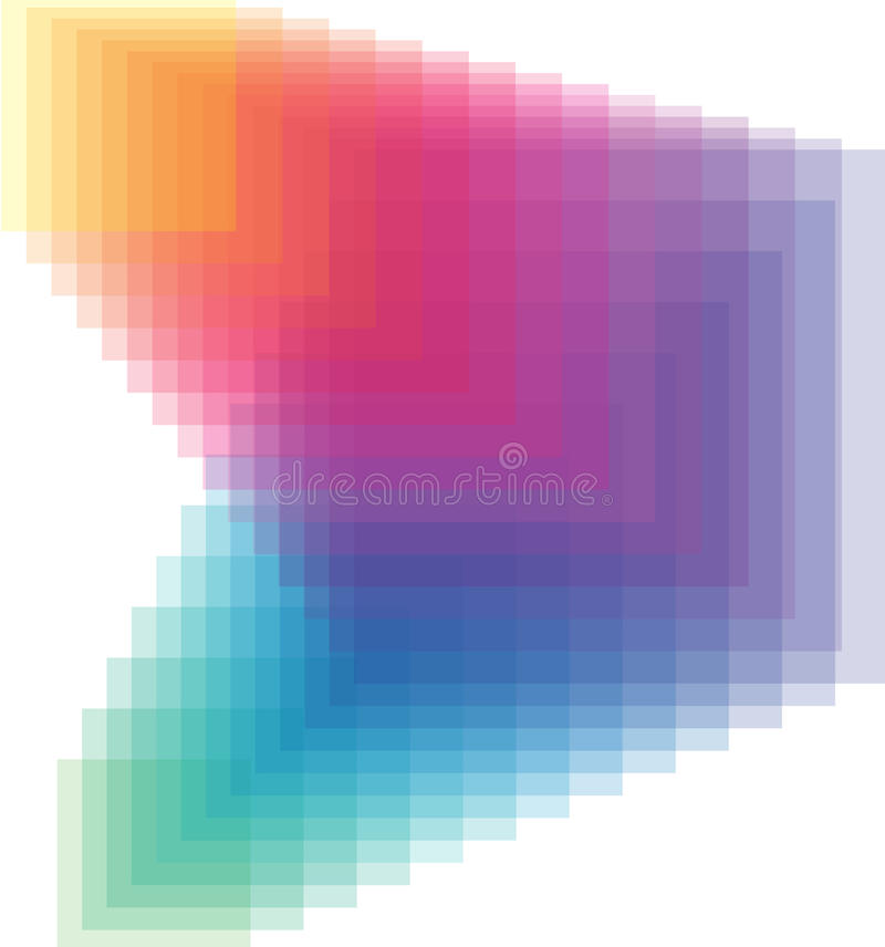 Abstract background. Vector illustration of abstract background stock illustration