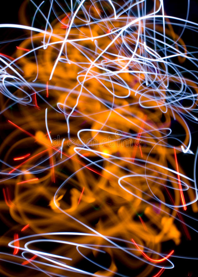 Abstract background. Created by light painting stock images