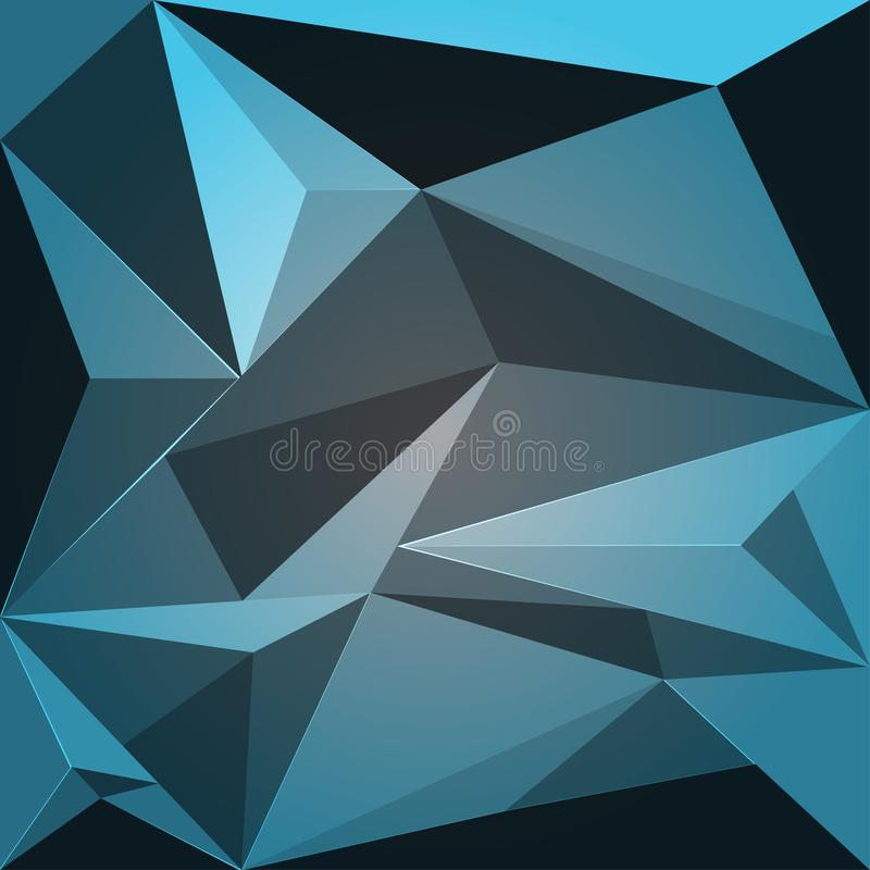 Abstract background beautiful polygon,illustrations vector illustration