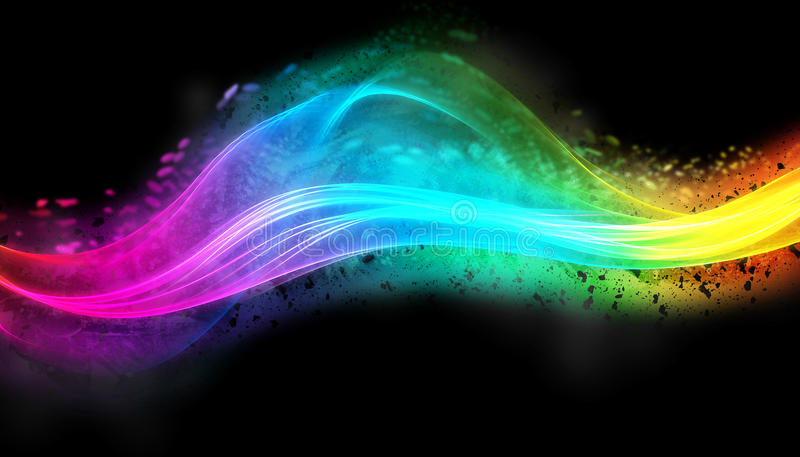 Abstract background. Beautiful abstract background, unique design royalty free stock photography