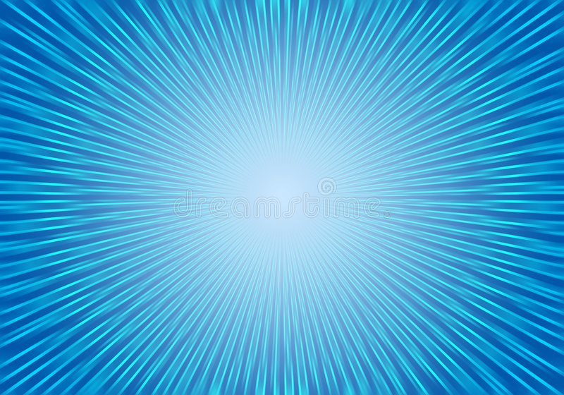 Abstract background big bang. Abstract background blue energy big bang