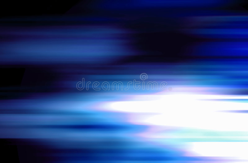 Abstract Background - [Blu Kandy]. Blue abstract lighting effects. Good background for print, layout or desktop. [high res