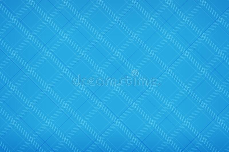 Abstract background blue with basic geometry 001 stock illustration