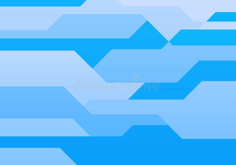 Abstract background. Blue color tone,modern style royalty free illustration