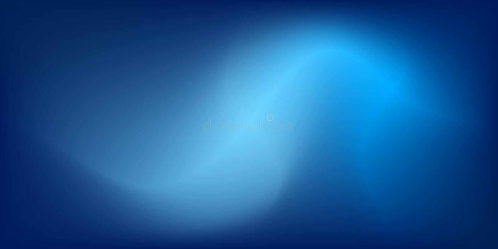 Abstract background blue and light color. For backdrop or design element and others royalty free illustration
