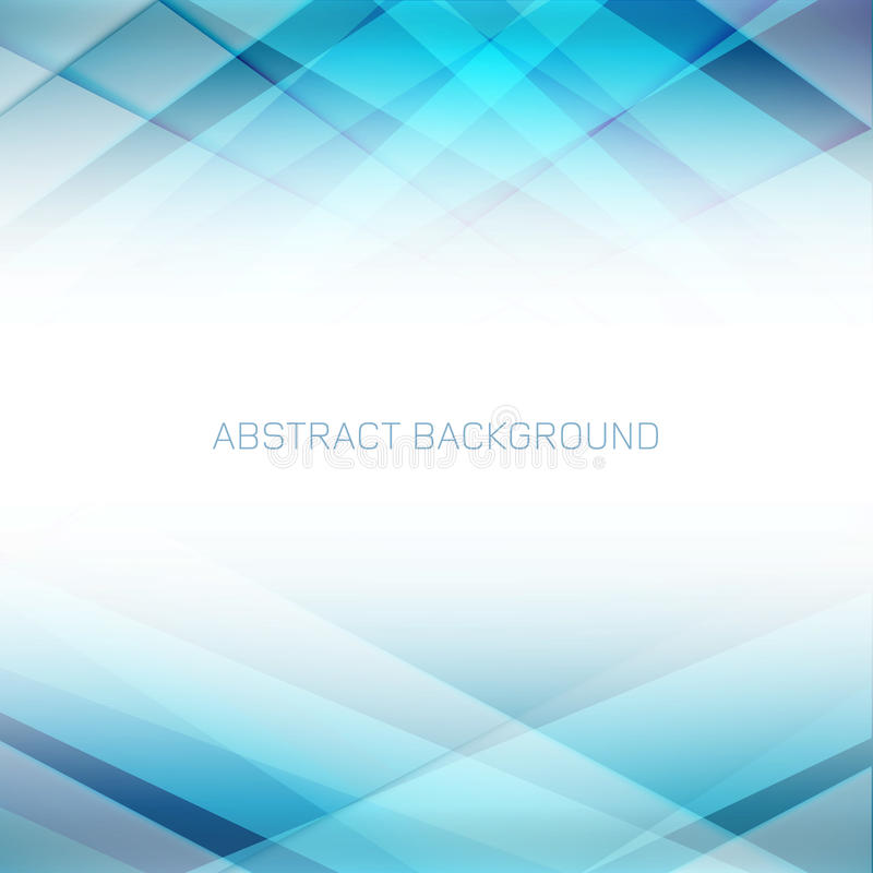 Abstract background blue shapes royalty free stock images