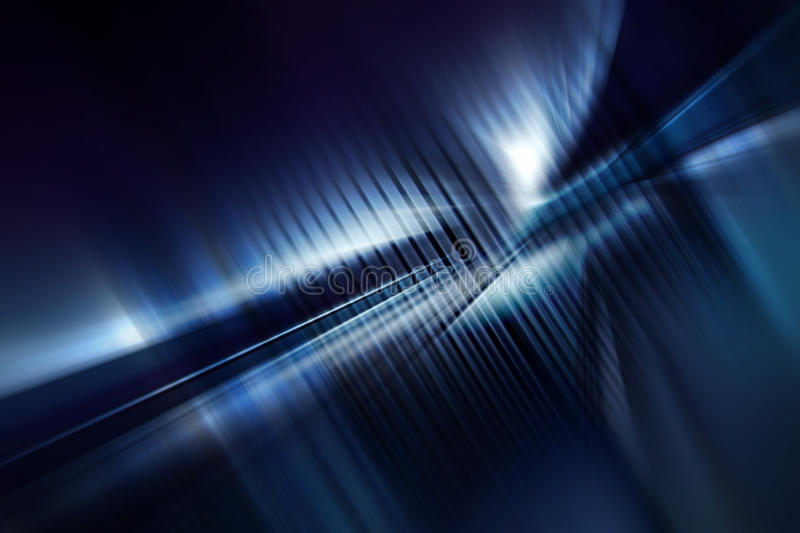 Abstract background in blue tones. That looks like shiny metal surface royalty free illustration
