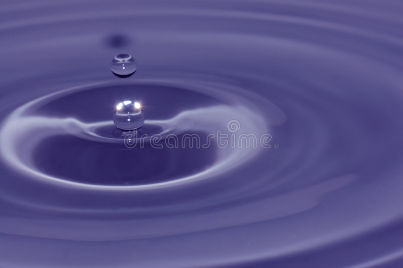 abstract background blue water στοκ εικόνες με δικαίωμα ελεύθερης χρήσης