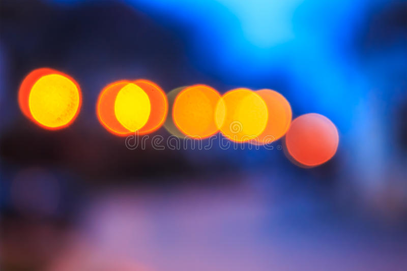 Download Abstract Background Of Blurred Lights With Bokeh Effect Stock Photo - Image of light, glow: 36696238