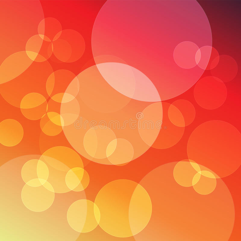 Abstract background blurry sphere. Circle, abstract royalty free illustration