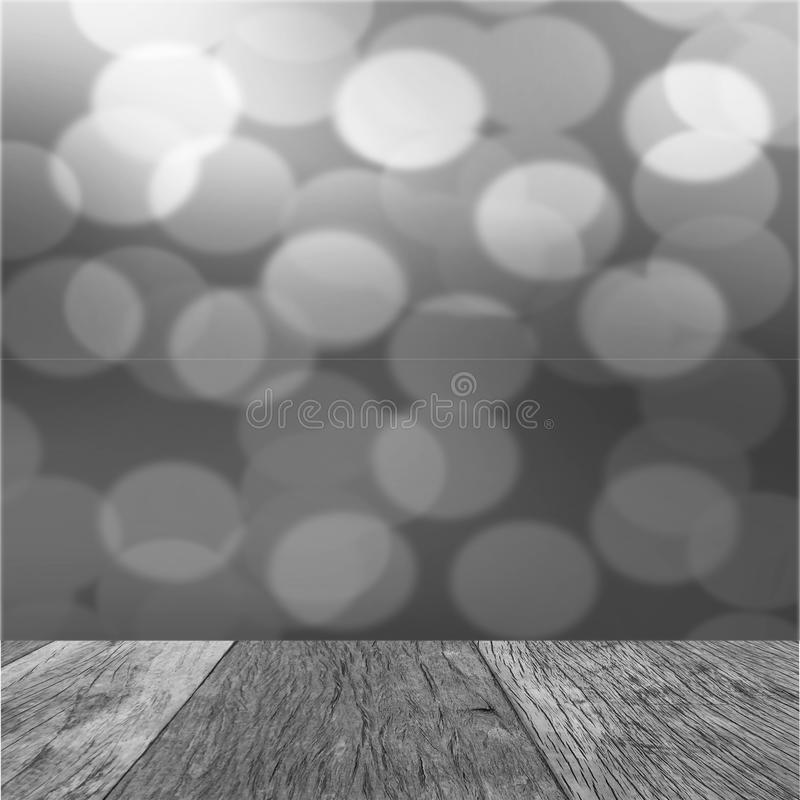 Abstract background bokeh , green tone circles royalty free stock images