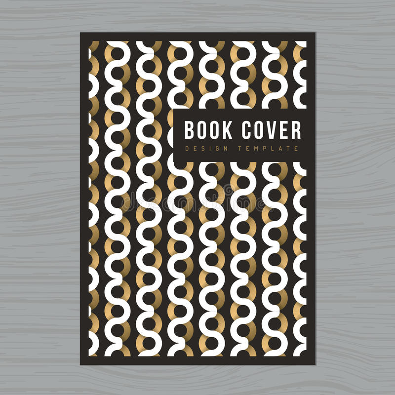 Abstract background for Book cover, Poster, Flyer, Brochure, Corporate, Annual report design Layout template in A4 size. vector illustration
