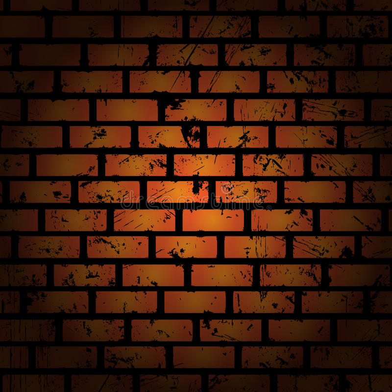 Download Abstract Background. Brick Wall Stock Vector - Image: 21121364