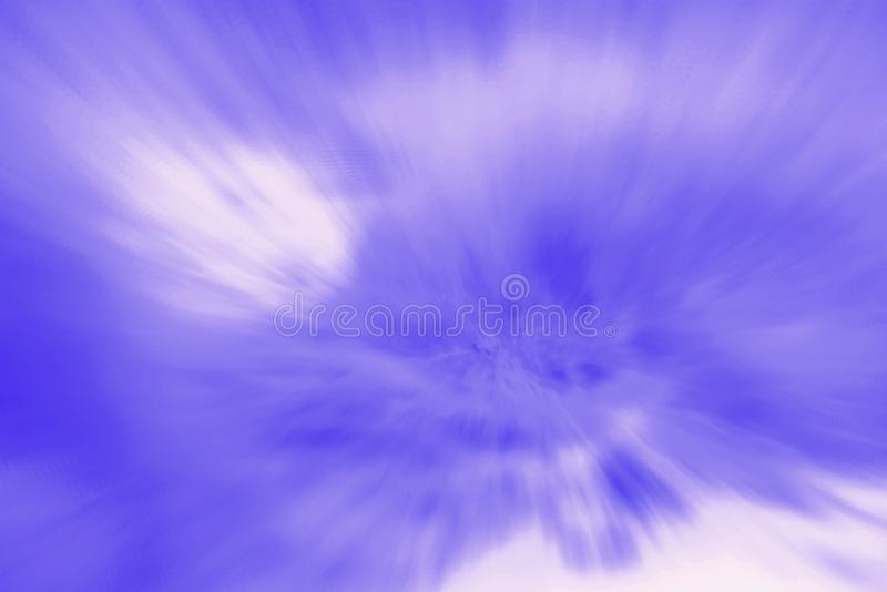 Blue sky and distorted cloud background. royalty free stock images