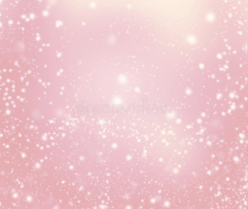 Abstract Background with Christmas Glitter Defocused Bokeh, Bl royalty free stock photo