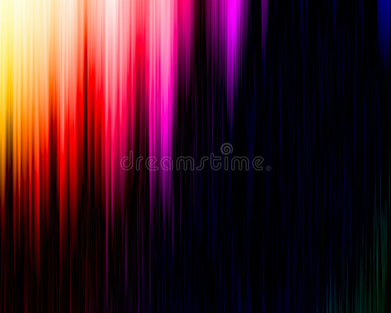 Abstract background with colorful stock photos