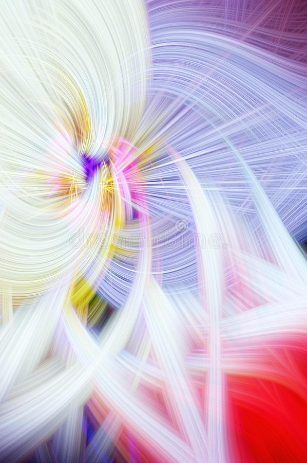 abstract background colorful computer designed Κάθετη απεικόνιση διανυσματική απεικόνιση