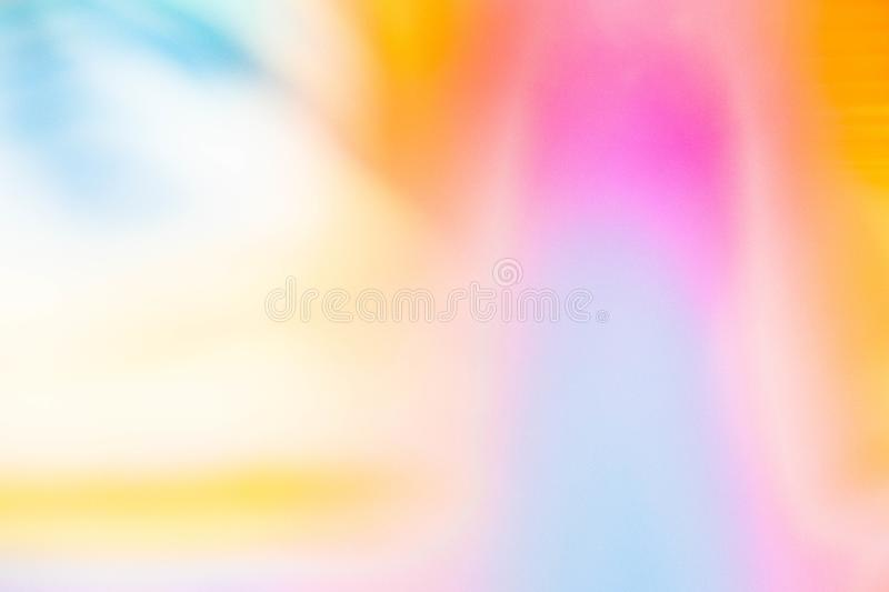 Abstract Background. Colorful Gradient Defocused Backdrop. Simple Trendy Design Element For You Project, Banner, Wallpaper. Be royalty free stock photo