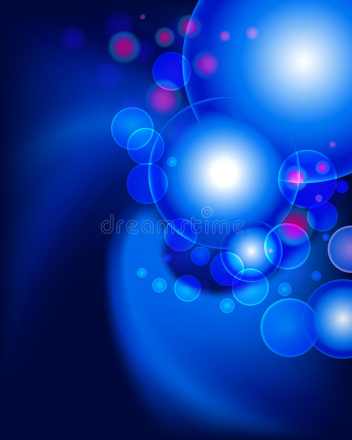 Abstract background colorful lights. royalty free stock photos