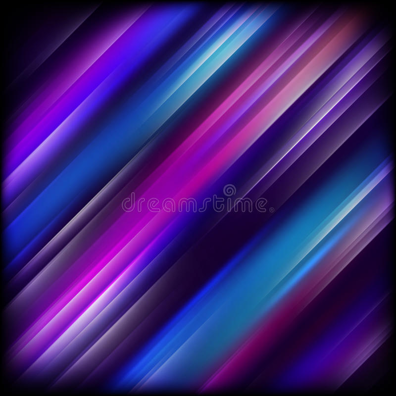 Abstract background with colorful lines. EPS 10 royalty free illustration