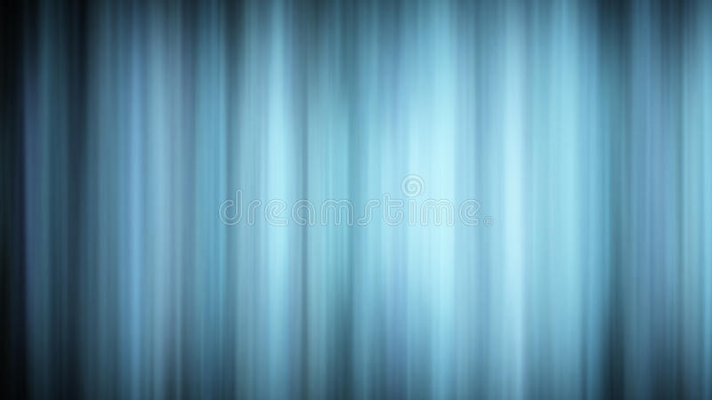 Abstract background with Colorful Northern lights royalty free illustration