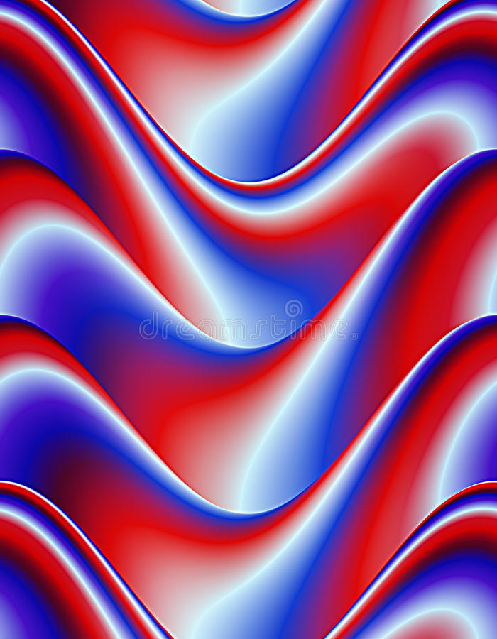 Abstract background,colorful red,white and blue. stock photo