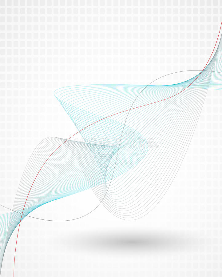 Download Abstract Background Composition Stock Illustration - Image: 33974203