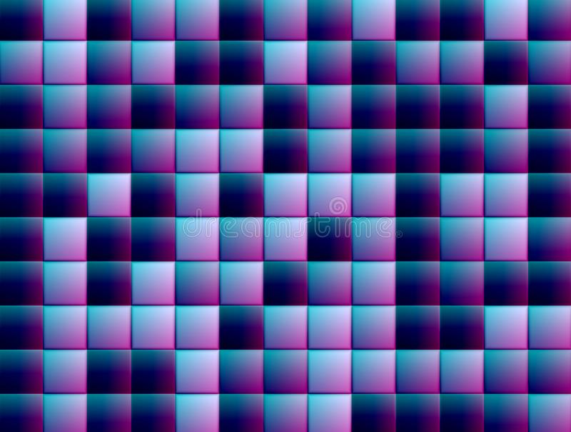 Abstract multicolored gradient pattern royalty free stock image