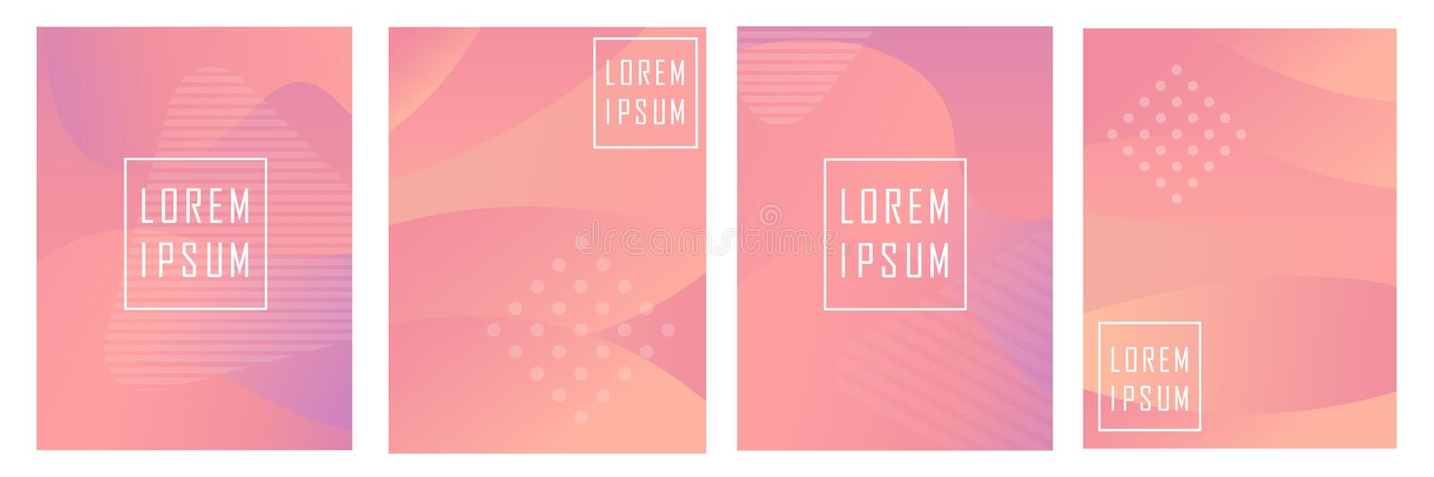 abstract background for cover design stock photo