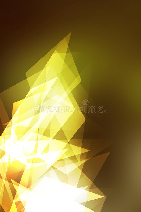 Abstract background crystal royalty free stock photos