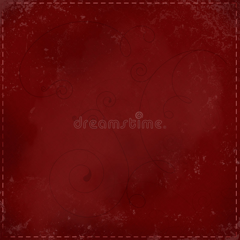 Abstract Background With Curles Stock Photos
