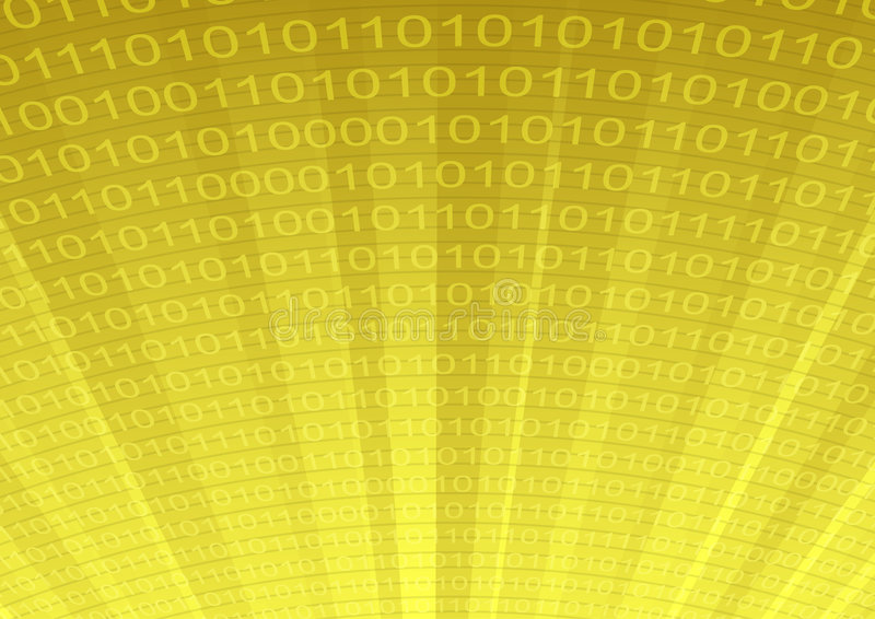 Abstract Background Cyberspace Royalty Free Stock Photos
