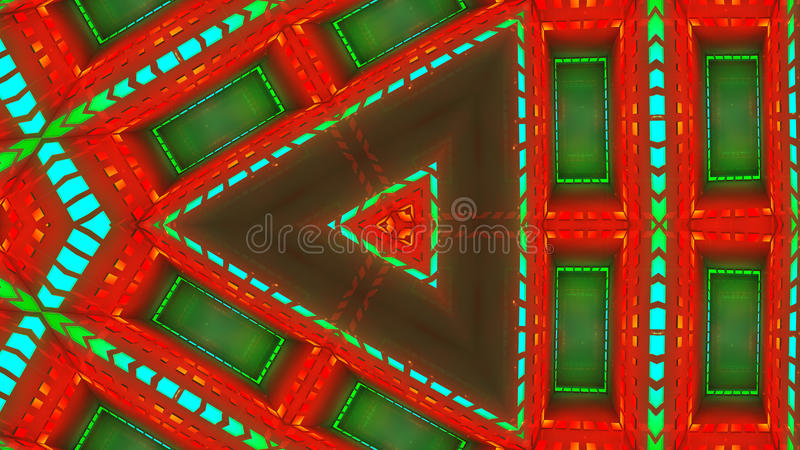 Abstract background. 2d concept illustration. Abstract background design vector illustration