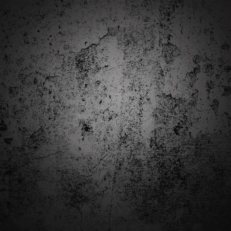 Abstract background dark vignette border frame with gray texture background. Vintage grunge background style stock image